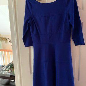 Banana Republic Blue Mini Dress